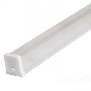 Светильник накладной LED-ЛПО 10Вт со светодиодными лампами