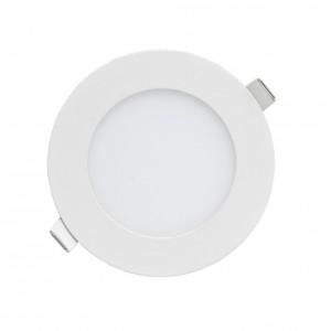 Панель светодиодная круглая RLP-eco 12Вт 170│150 мм белая