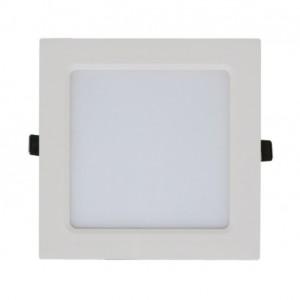 Светодиодная панель квадратная, SLP-eco 14Вт белая