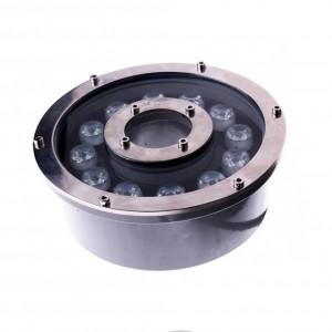 Светильник для фонтанов подводный светодиодный 9Вт IP68