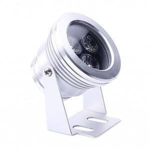 Светильник для архитектурной подсветки 3 Вт IP65 серый