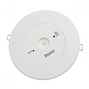 Встраиваемый аварийный светильник PL CL 1.1 3 Вт