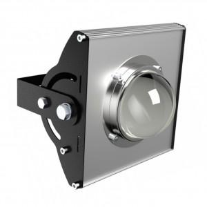 Прожектор светодиодный с линзой 60 градусов 30 Вт Направленный IP67