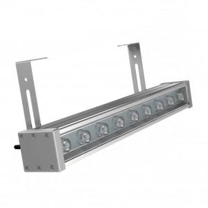 Линейный архитектурный светильник LED Wall Washer 10Вт 500мм IP67