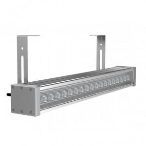 Линейный архитектурный светильник LED Wall Washer 20Вт 500мм IP67