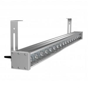 Линейный архитектурный светильник LED Wall Washer 20Вт 1000мм IP67