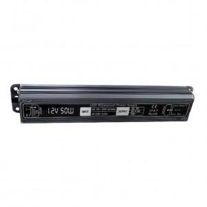 Блок питания герметичный 12В 50Вт 4,2А LED IP67