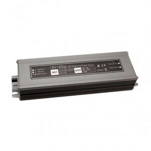 Блок питания герметичный 12В 150Вт 12,5А LED IP67
