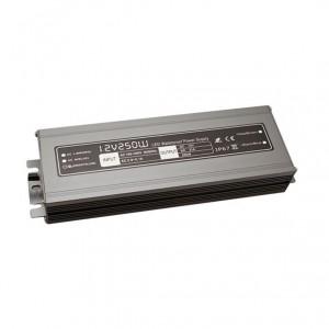 Блок питания герметичный 12В 250Вт 21А LED IP67