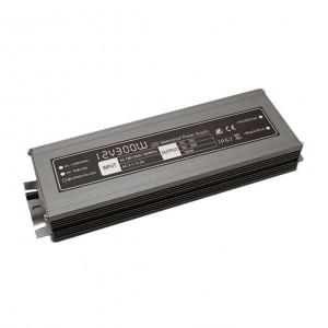 Блок питания герметичный 24В 300Вт 12,5А LED IP67