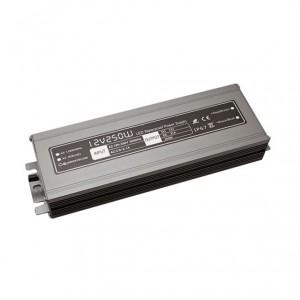 Блок питания герметичный 24В 250Вт 10,41А LED IP67