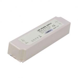 Влагозащищенный блок питания 12В 75Вт 6,25А LED IP67 Пластик