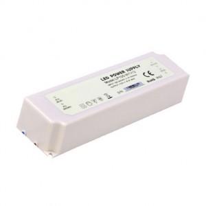 Влагозащищенный блок питания 12В 150Вт 12,5А LED IP67 Пластик