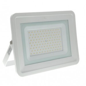 Светодиодный прожектор белый ПРС-100-1 100W 4000K LED IP65