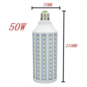 LED-50W-E40 EUROLED фото 1