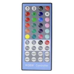 RGBW контроллер для светодиодных лент Mini RF 10A 40кн