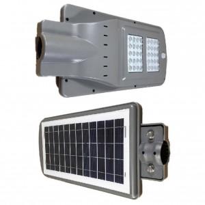 Уличный светодиодный светильник на солнечной батарее Solar 40 Вт c датчиком движения
