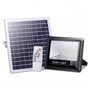 Прожектор на солнечных батареях уличный светодиодный 60 Вт Solar-FL-60
