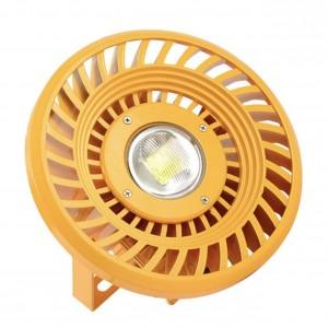 Светильник промышленный взрывозащищенный 100Вт 220В IP65 1EX EL-1EXDIICT6-100