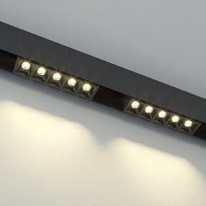 LED светильник для магнитного шинопровода 34мм Mag.Line.Focus.34 10W 140мм