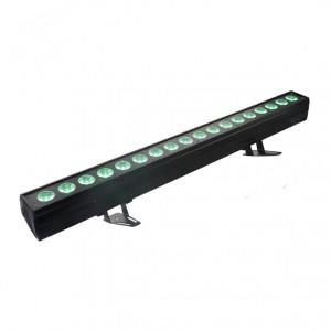Светодиодный светильник BAR LED RGBW 300 Вт (18x15W) IP65 DMX512 1000мм