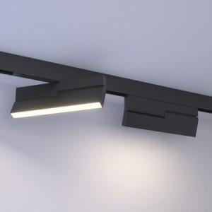 Поворотный трековый светильник на магнитом креплении EL-MAG-PRO-34 6W 200mm