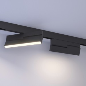 Поворотный трековый светильник на магнитом креплении EL-MAG-PRO-34 24W 800mm