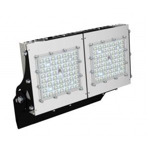 Прожектор светодиодный ЭВЕРЕСТ LED 200 Вт 31000Лм IP67 Asymmetric