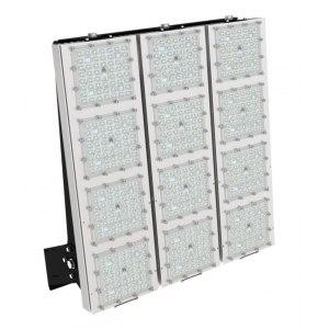 Прожектор светодиодный ЭВЕРЕСТ LED 1000 Вт 150000Лм IP67 Asymmetric