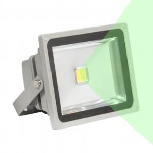 Прожектор светодиодный зеленый СДО-3-20-Green 20Вт 220В IP65