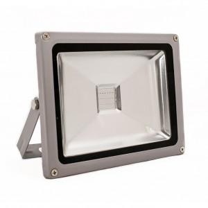 Прожектор светодиодный RGB 20W с пультом IP65 PFL-RGB-20