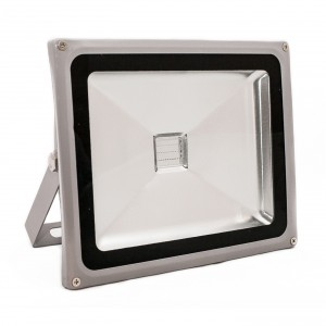 Прожектор светодиодный RGB 30W с пультом IP65 PFL-RGB-30