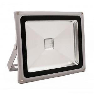 Прожектор светодиодный RGB 50W с пультом IP65 PFL-RGB-50